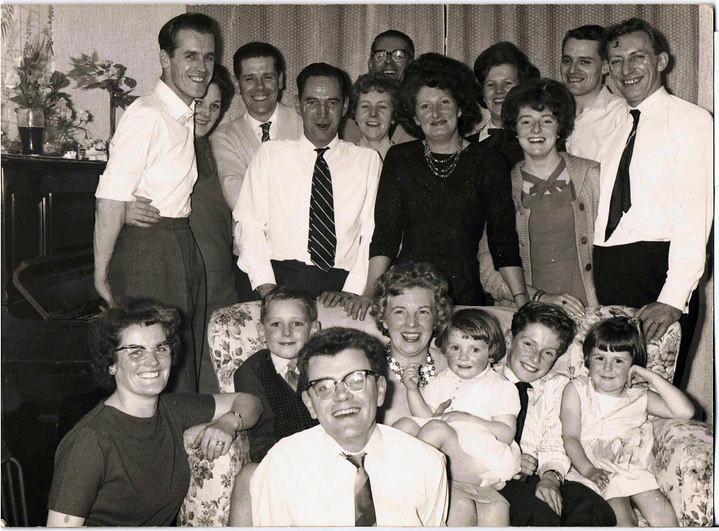 The Cowan Clan 1963