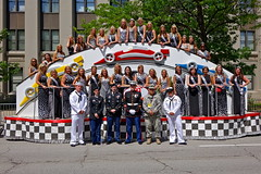 Indy 500 Princess float (mrgraphic2) Tags: 5star princess float 2014 indy500 military parade indianapolis sonyphotographing