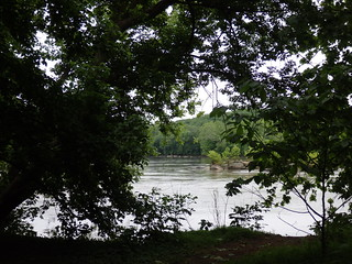 The Potomac from Riverbend Park