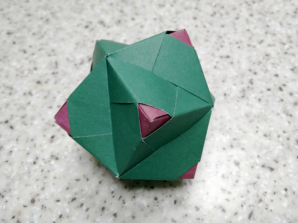 The World's Best Photos of origami and sonobe - Flickr ... - photo#18