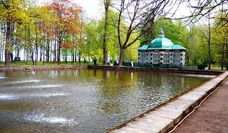Petergof, Lower park (2)