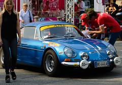 Alpine A110  (front 4) (an4cron) Tags: auto 2017 motor car a110 sport torino parcodelvalentino salone alpine show