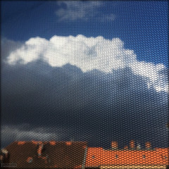 kitchen view (piktorio) Tags: berlin germany sky clouds cumulus roofs sunshine summertime net piktorio cityscape skyline lookingup kreuzberg