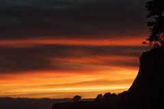 Pacific Sunset (jpaulus) Tags: pacific coast california sunset colors fog