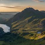 'Ogwen Sunrise' - Foel Goch, Snowdonia thumbnail