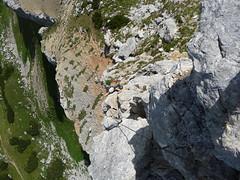 P1120903 (Der Berg-Geyer) Tags: rofan klettersteig achensee
