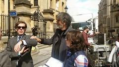 Filming Endeavour, Oxford, 2017 (Paul-M-Wright) Tags: shaun evans actor endeavour british television series film set filming tv detective drama endeavourmorse fifthseries season five sheldonian theatre oxford england uk inspector morse lewis june 2017