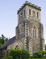St. Mary's Episcopal Church, Birnam (David_Leicafan) Tags: 28mmsummicron church episcopal birnam williamslater