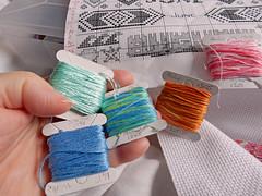 365:168 (Jacqi B) Tags: jacqi 365 365days 365days2017 crafts crossstitch monthssampler