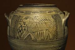 "Greek Archaic Pottery – Boeotian Pithos-Amphora (egisto.sani) Tags: atene man museoarcheologiconazionale vasi ""pithos amphora"" ""anfora pithos"" ""boeotian pottery"" ""ceramiac beota"" ""greek ""ceramica greca"" ""arte creca"" ""greek art"" ""orientalising style"" ""stile orientalizzante"" ""early orientalising beozia boeotia thebes tebe athens ""national archaeological museum"" ""museo archeologico nazionale"" nm 228 blackfigures blackfigured figurenere"