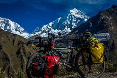 A look at where our trusty bikes take us on this journey.