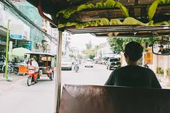 Tukking around (lorenzoviolone) Tags: driver finepix fuji x100s fujifilm mirror rni films fp 100c mirrorless motorcycles stranger strangers streetphoto streetphotocolor streetphotography travel:southeastasia=2017 tuk fujix100s fujifilmx100s rnifilms fujifp100c tuktuk phnompenh cambodia