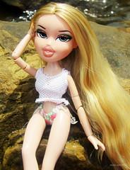 Category (PancakeBoss) Tags: bratz spring break leah doll lake moments photography light dark yin yang mga 2006 loves it gorgeous woman blonde bombshell summer vibes