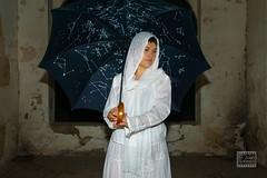 NIT d'ESTELS (Joan Romero) Tags: 2017 algerri santblasi stars estels estrellas noche nit night paraguas umbrella