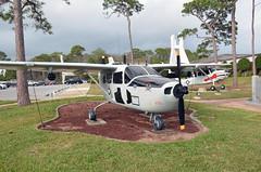 "O-2A Super Skymaster, U. S. Air Force (67-21368), ""Whisper of Death,"" Hurlburt Field, Florida, Hurlburt Field Memorial Air Park (EC Leatherberry) Tags: hurlburtfieldmemorialairpark hurlburtfield o2asuperskymaster usairforce 1967 us98 observationaircraft florida staticdisplay cessna cessnaaircraft vietnamwar"