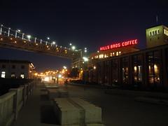 San Francisco 2016 (hunbille) Tags: usa america california sanfrancisco san francisco oakland bay bridge oaklandbaybridge baybridge rinconpark rincon park hillsbroscoffee