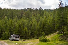 Relax nei boschi-7 ( YariGhidone ) Tags: rosso cesana lago nero claviere monti della luna van life vanlife campe furgone vita avventure adventure campfire camping wildlife wild camper