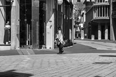 teen girl on the street (x1klima) Tags: arnhem gelderland niederlande nl sonya7r ilce7r sony sonyfe85mmf14gm sel85f14gm monochrome schwarzweis noiretblanc bw plain blackandwhite streetphotography streets streetview candid urbanity urban teens teenager teen girl girls mädchen schönheit model models woman women frau frauen femmes weiblichkeit braless erotic skinny busty voluptuous leg legs fashion mode nonnude mature beauty beauté reise travel voyage traveling voyages