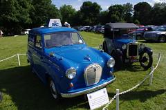 IMGP1813 (Steve Guess) Tags: austin a35 van seven royal club historic vehicle collection ageconcern ewell cheam surrey england gb uk 542faj