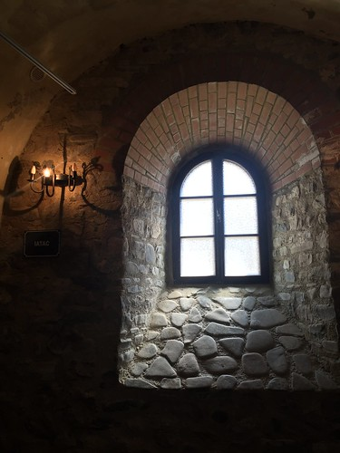 A window of the past