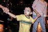 Cute boy (-clicking-) Tags: streetphotography streetlife streetportrait children childhood childish childlike vietnamesechildren family night nightshot portrait saigon vietnam life dailylife