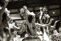 The dance, Aitutaki, (1/11) (geemuses) Tags: aitutaki dance dancing dancers islanders cookislands pavcific southpacific entertainment music people candid street performance women woman girl girls
