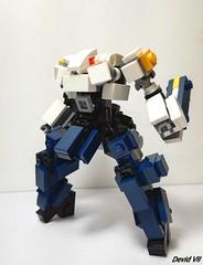 Db.ZZ1 (Devid VII) Tags: zizy devidvii mecha mech robot blocks war lego moc