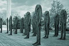 Standing Figures (•tlc•photography•) Tags: sculpture kansascity standingfigures nelsonatkinsmuseumofart kansas