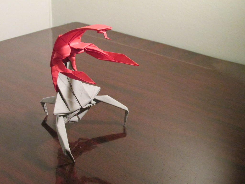 The world 39 s best photos of origami and star flickr hive mind for Origami droid