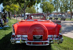 The Port of Los Angeles Presents Cars and Stripes Forever San Pedro, Ca. USA June 30th 2017 (JCD Images) Tags: carsandstripesforever portoflosangeles classiccars lowriders exoticcars 4thofjulyweekend losangeles sanpedro southbay california autoshow carshow june 2017 cars autos automobile street autocarclub chrome rims custompaint 1957 chevrolet belair convertible