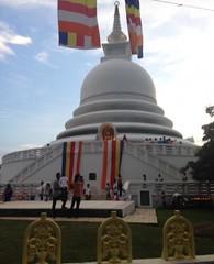 Temple au Sri Lanka - GlobAlong (infoglobalong) Tags: sri lanka éléphants animaux aide animalier bénévolat asie excursions pêcheurs mahout bain cultures