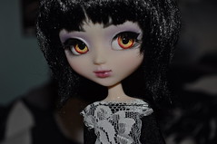 (kimberly °(ᵔᴥᵔ)°) Tags: pullip pullips doll dolls custom customized make it own faceup face up
