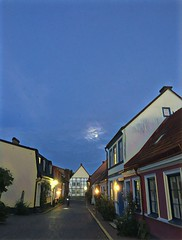 Summer night (marcuswestin) Tags: summer sweden ystad travel