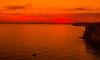 Dime, ¿por qué te sonrojas? (Jesus_l) Tags: europa portugal elalgarve carvoeiro mar atardecer jesúsl