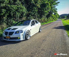 "WORK MEISTER S13P - Pontiac G8 • <a style=""font-size:0.8em;"" href=""http://www.flickr.com/photos/64399356@N08/35044218604/"" target=""_blank"">View on Flickr</a>"