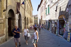 Heading into Siena (JC Warner) Tags: italy sienna street