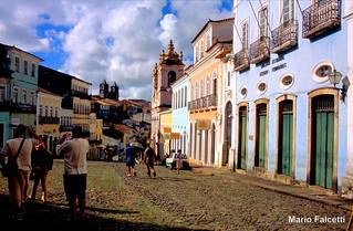 Brazil: Salvador: Pelourinho: Largo Pelourinho