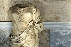 Statue de Thémis (olivier.ghettem) Tags: statuedethémis thémis statue greece grèce athens athènes ancienneagora antiquité europe europedusud