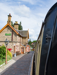 SVR 01 June 2017 (65) (BaggieWeave) Tags: shropshire worcestershire severnvalleyrailway svr trains railway heritagerailway vintage station railwaystation arley gwr greatwesternrailway
