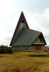 Vesturkirkjan (The West Church) (Jaedde & Sis) Tags: vesturkirkjan church tórshavn architecture føroyar sweep friendlychallenges fotocompetition fotocompetitionbronze fotobronze
