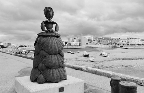 Mrs Booth, the Shell Lady of Margate