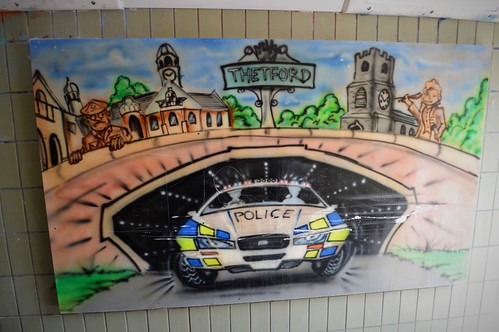 Thetford mural