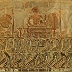 Bas-Relief, Angkor Wat, Cambodia thumbnail