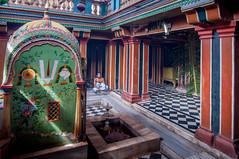 SitarambagTempleHyd_049 (SaurabhChatterjee) Tags: hinduceremony httpsiaphotographyin puja rama rangoli rituals saurabhchatterjee siaphotography sitarambag sitarambaghtemple