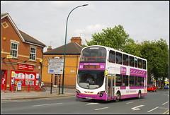 East Yorkshire 768 (Lotsapix) Tags: eastyorkshire buses hull volvo b9tl wright eclipse gemini yx59fgn