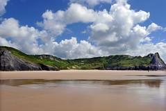 Tor Bay, Gower Peninsula, Swansea (Oxfordshire Churches) Tags: torbay greattor thegowerpeninsula swansea abertawe glamorganshire wales cymru uk unitedkingdom ©johnward panasonic lumixgh3 mft microfourthirds beaches