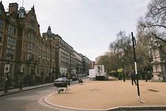 London (goodfella2459) Tags: nikon f4 af nikkor 24mm f28d lens fujfilm proplusii 200 35mm c41 film analog colour london city streets milf