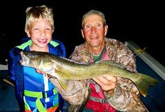 walleye fishing at Leech Lake MN 20170604_221658_1497145463071 (lreis_naturalist) Tags: walleye fishing master angler award winner leech lake minnesota larry reis