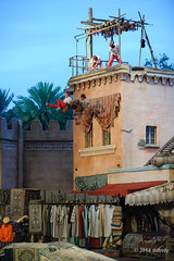 Mind If We Drop In? (ddindy) Tags: indianajonesepicstuntspectacular indianajones raidersofthelostark disneyshollywoodstudios waltdisneyworld disneyworld disney orlando florida