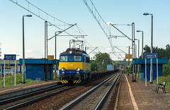 EU07-043 (Łukasz Draheim) Tags: polska poland pociąg pkp kolej nikon d5200 bydgoszcz landscapes landscape scenerie scenery railway railroad rail train transport